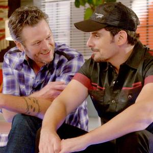 "Brad Paisley returns to ""The Voice"" as the Top 10 are revealed"