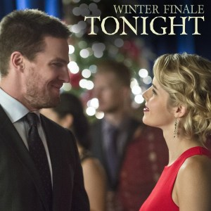 Oliver and Felicity ARROW