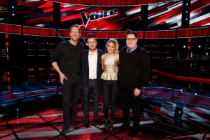 'The Voice: Season Nine' Top 4 duke it out for the crown