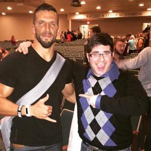 When Jacob met Drew Manning (fit2fat2fit)