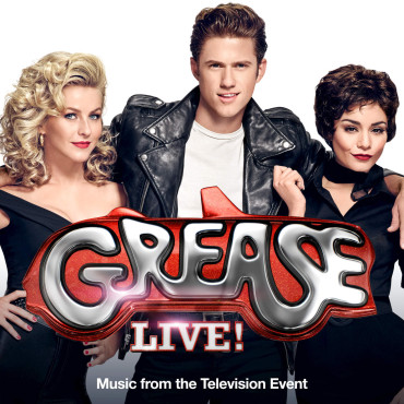 """Jessie J will join Julianne Hough, Aaron Tveit, Vanessa Hudgens and the cast of """"Grease Live"""" this Sunday when she performs the title track. (Photo property of FOX)"""
