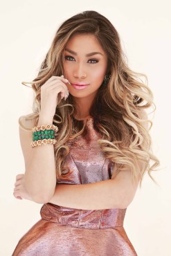 "Singer-songwriter & ""American Idol"" alum Jessica Sanchez is the latest artist to have ""A Conversation"" with ""Jake's Take."" (Photo courtesy of Wise Owl Media Group)"