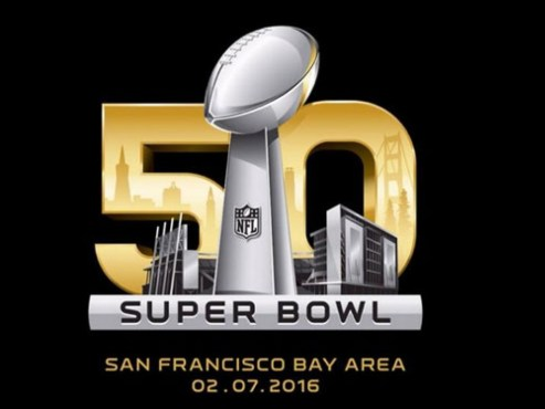 Beyonce and Bruno Mars will join Coldplay for one epic halftime show tonight! (Logo property of the NFL)