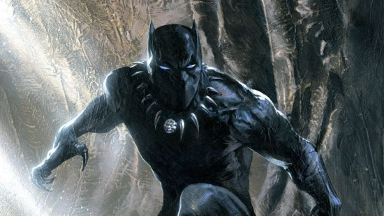 "With appearances in both ""Captain America: Civil War"" & ""Civil War II"" later this spring, Black Panther should be a central character in ""Contest of Champions."" (Artwork property of Marvel Comics)"