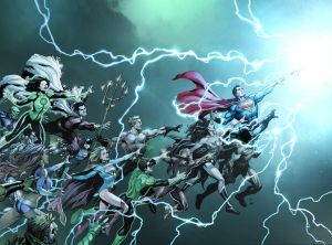 Jake's Take: DC Rebirth