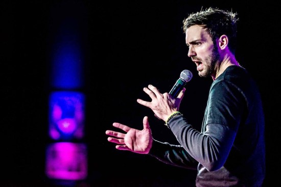 Jeff Dye at Improv KC