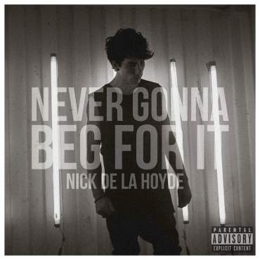 I predict that big things are ahead for Australia's Nick de la Hoyde. (Cover art property of Gatcome Music Party Ltd.)