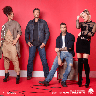 The Voice Season 11 coaches