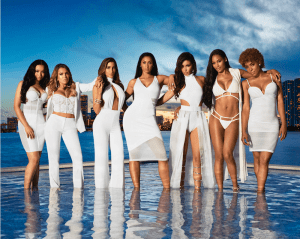 "The Five Question Challenge with the ""WAGS: Miami"" Cast"