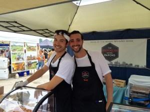 Chris and Tony The Brooklyn Baking Barons