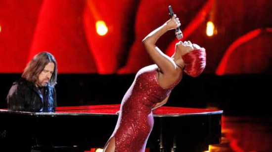 Ali Caldwell Top 12 The Voice