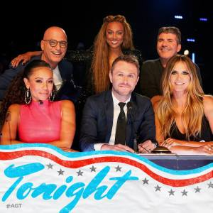 "Chris Hardwick joins ""America's Got Talent"" as the Season 12 Judges' Cuts Begin"