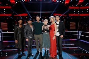 "Team Adam tackles ""The Voice: Season 13"" Playoffs"