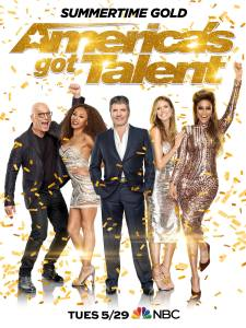A Golden Array Of Performers Headline Week Two Of 'America's Got Talent' Judges Auditions