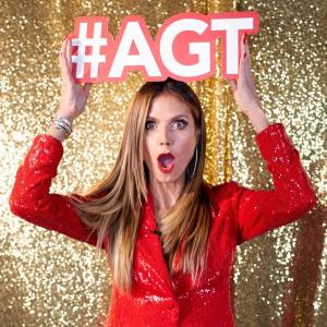 All Eyes Are On Heidi Klum As 'America's Got Talent' Season 13 Auditions Continue