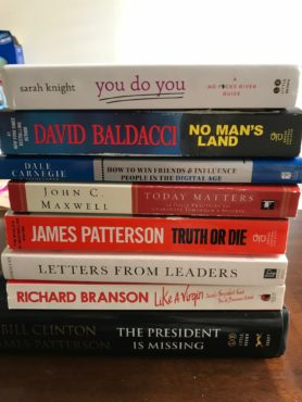 Jake's Take 2018 Book Recommendations