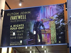 Jake's Take's Concert Reviews: Elton John's Farewell Yellow Brick Road