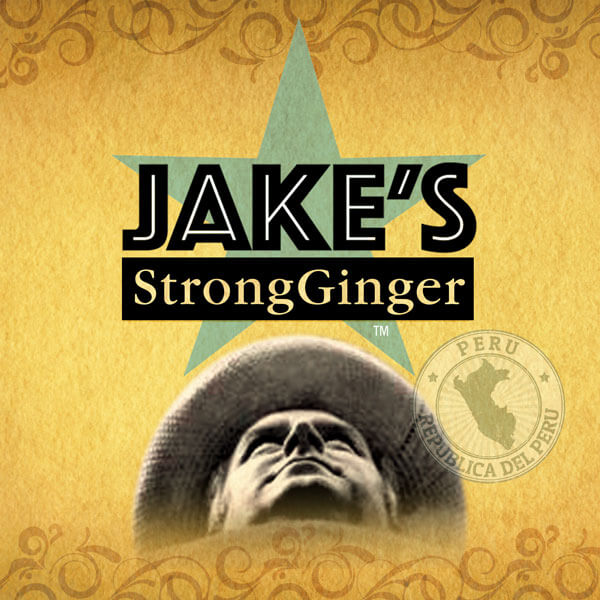 Jake's Strong Ginger