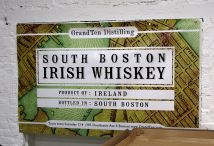 One of GrandTen's prodcuts; South Boston Irish Whiskey.