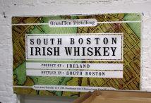 One of GrandTen's prodcuts; South Boston Irish Whiskey.