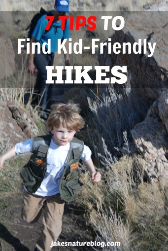 kid-friendly hikes