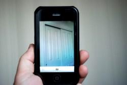 iPhone Portrait