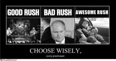 My favorite Rush