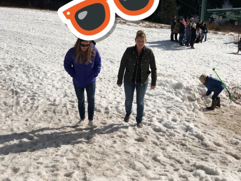 Checked in at Alta Ski Area