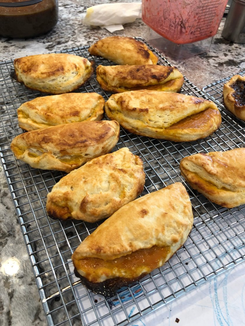Made some pumpkin pasties... https://t.co/H2Fm1ZAbSt