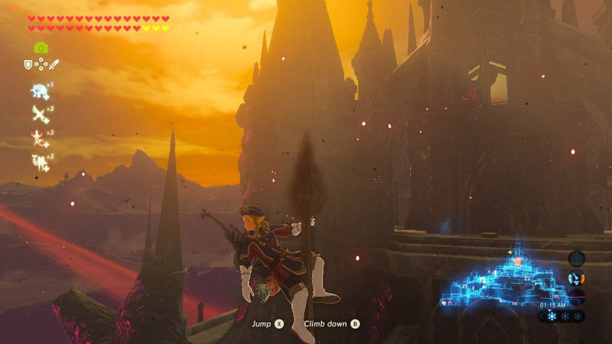 Just hanging out…  #BreathoftheWild #NintendoSwitch https://t.co/oHurBL5Tdz