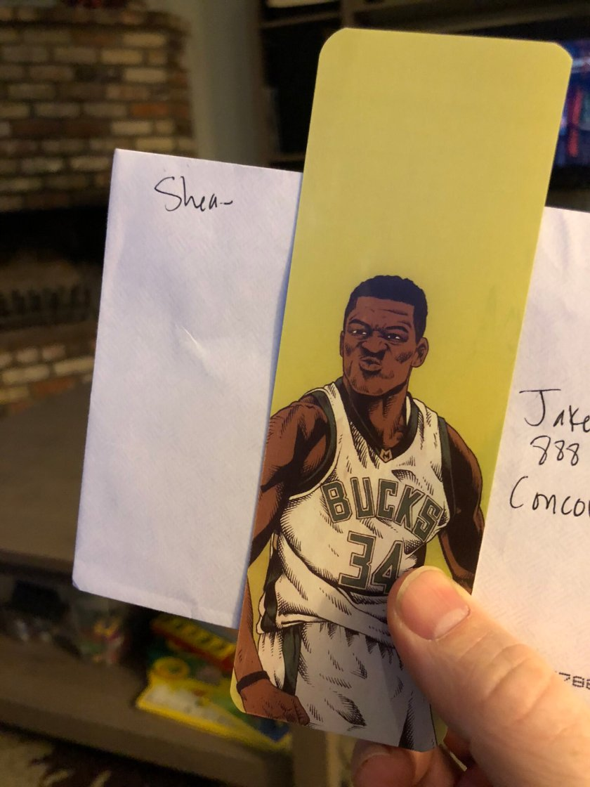 Christmas came early from @SheaSerrano…