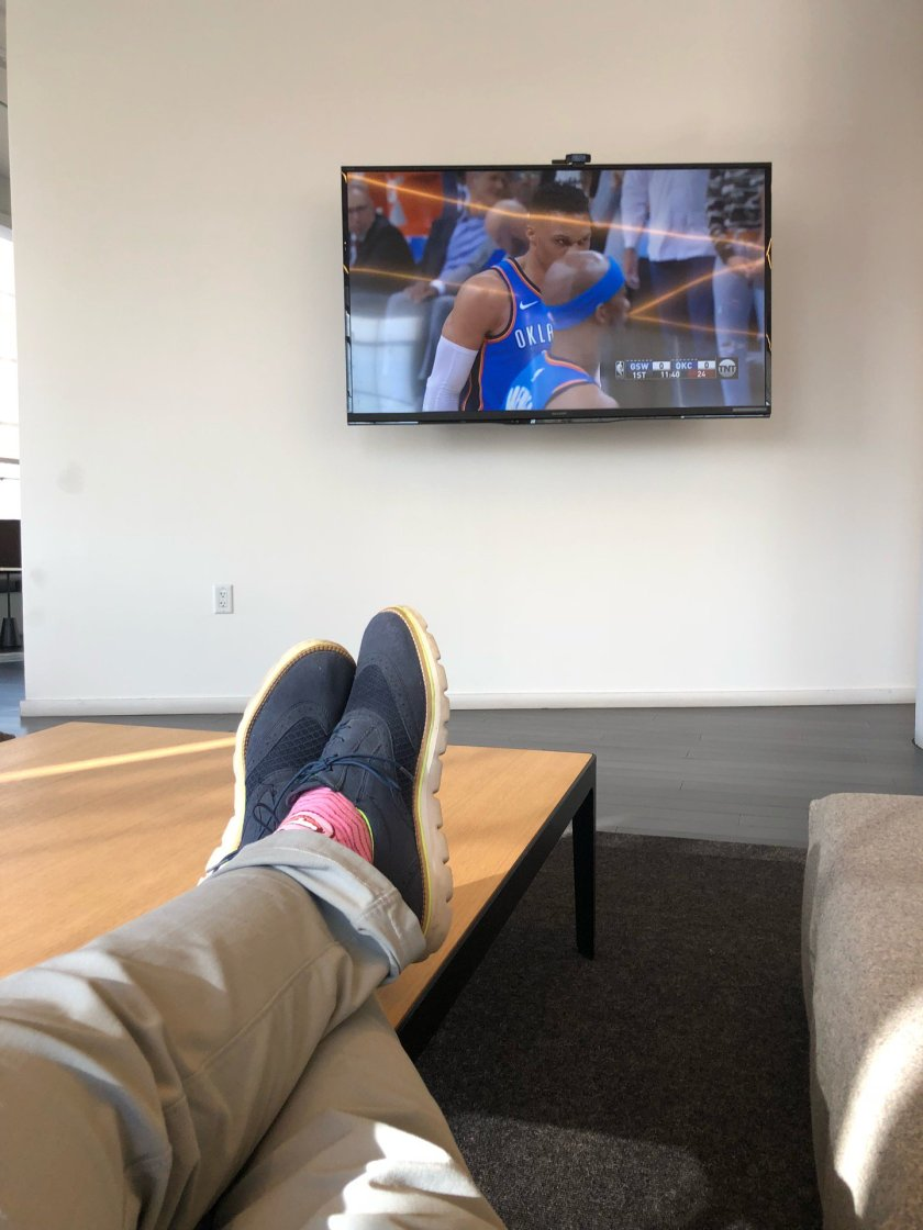 Working. (at @WIRED in San…
