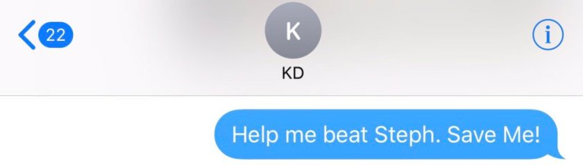 RT @warriorsworld: Texted him from…