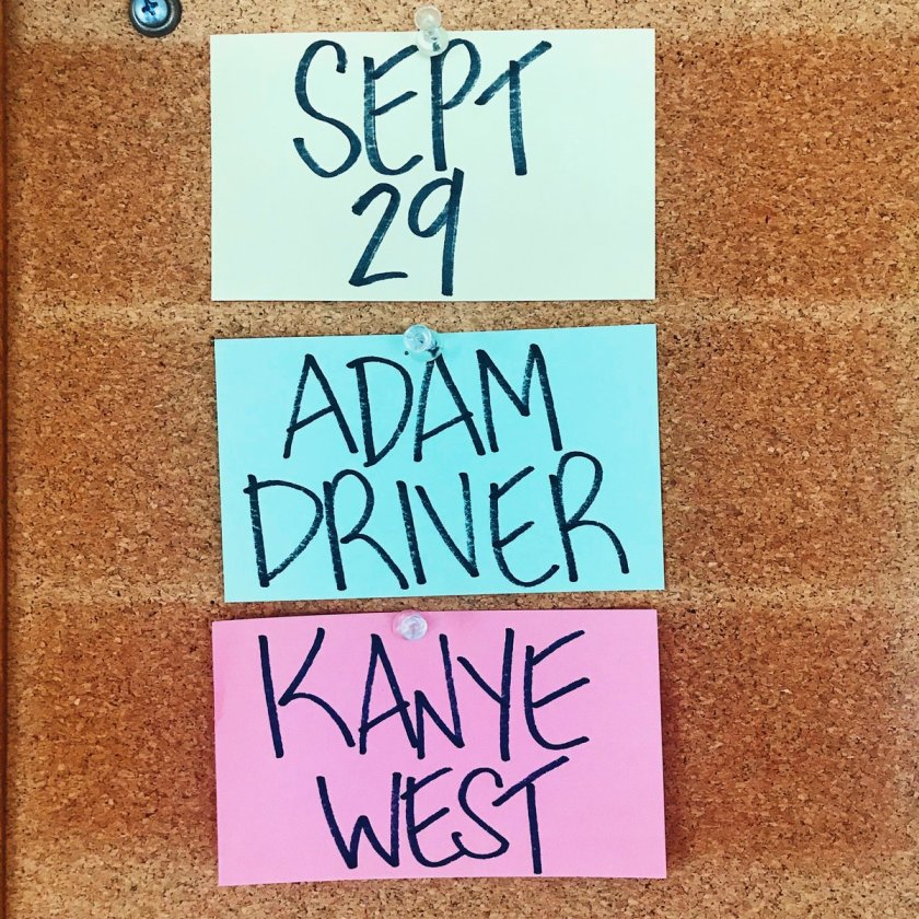 RT @Genius: kanye's about to…
