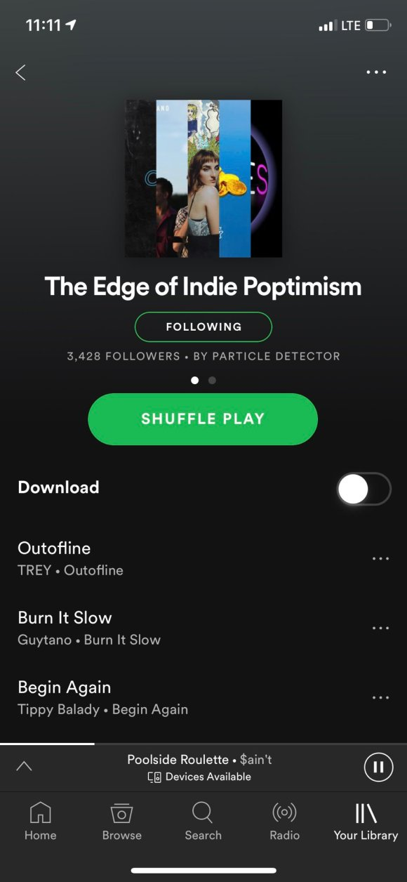 Spotify just really knows me...  https://t.co/ldgtAI8sh1…