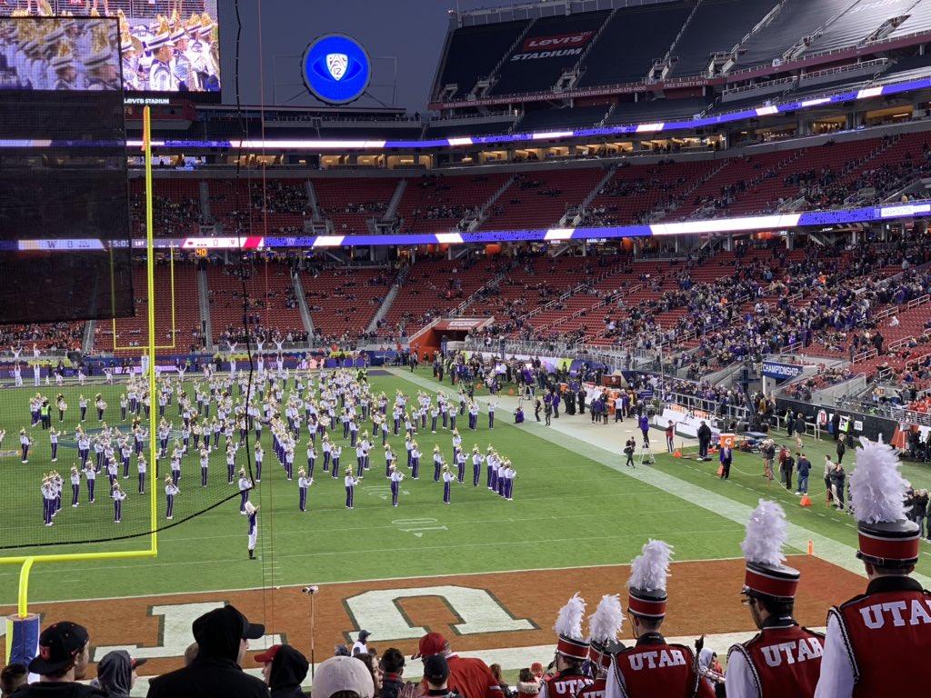 Washington's band is bigger then…