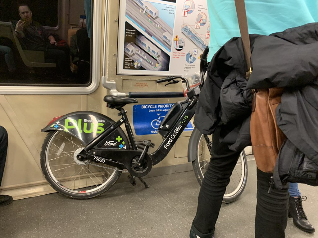 @mcbarnicle @FordGoBike This bike is…