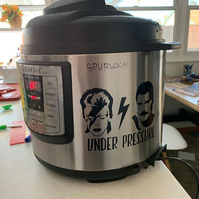 Our Instant Pot has been…