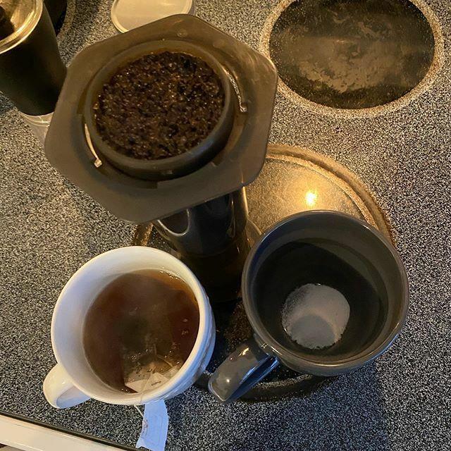 Was feeling indecisive.  Coffee +…