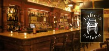 Old West Saloon Bar