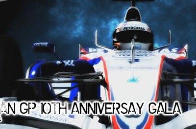 F1 Malaysia 10th Anniv. Gala