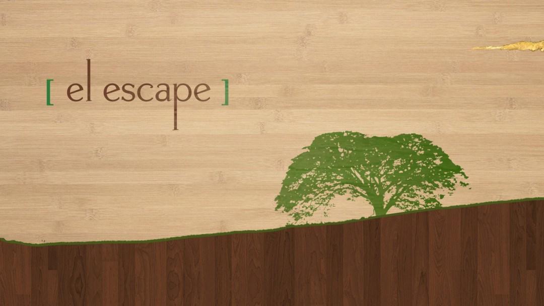 El Escape: Branding & Logo Development