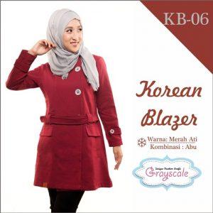 jaket terbaru jaket wanita muslimah blazer (6)