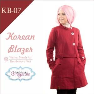 jaket terbaru jaket wanita muslimah blazer (7)