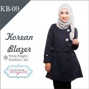 jaket terbaru jaket wanita muslimah blazer (9)