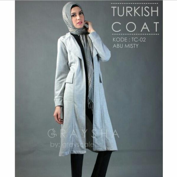 Jaket Perempuan Muslimah