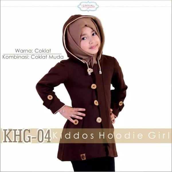 Grosir Jaket Lucu Anak Perempuan