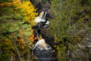 Fall Color at the Cascade River