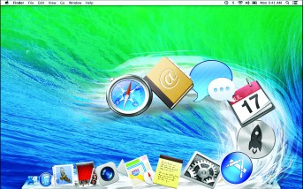 OS X MBP screen Icons design JW