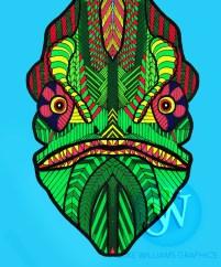 lizard jw